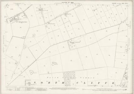 Yorkshire CCIX.9 (includes: Holme Upon Spalding Moor; Market Weighton; Sancton; South Cliffe) - 25 Inch Map