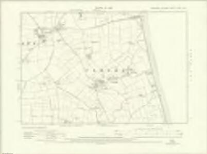 Yorkshire CLXIII.SW - OS Six-Inch Map