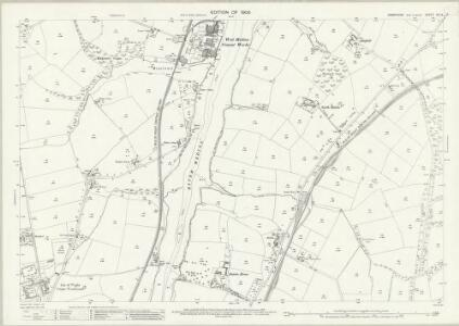 Hampshire and Isle of Wight XC.14 (includes: Newport) - 25 Inch Map