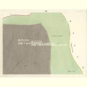 Spronhau (Spornhawa) - m2197-1-006 - Kaiserpflichtexemplar der Landkarten des stabilen Katasters