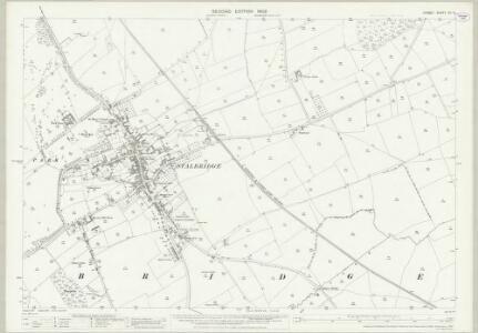Dorset VII.9 (includes: Stalbridge) - 25 Inch Map