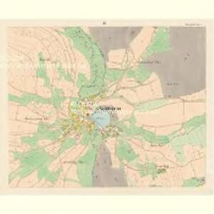 Katzengrün - c2958-1-003 - Kaiserpflichtexemplar der Landkarten des stabilen Katasters