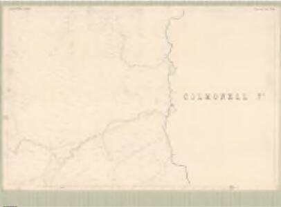 Ayr, Sheet LXVI.16 (Ballantrae) - OS 25 Inch map