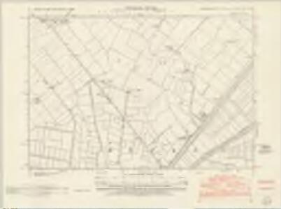 Cambridgeshire XXV.NW - OS Six-Inch Map