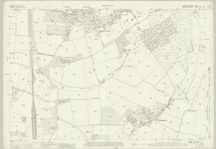 Gloucestershire V.15 (includes: Bredon; Bredons Norton; Kemerton) - 25 Inch Map