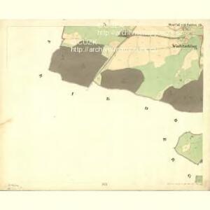 Wadetschlag - c7596-1-010 - Kaiserpflichtexemplar der Landkarten des stabilen Katasters