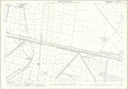 Nottinghamshire IV.1 (includes: Haxey; Misson; Wroot) - 25 Inch Map