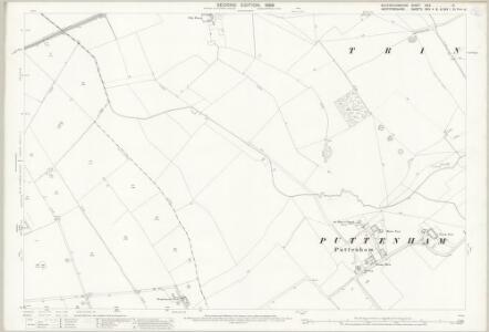Buckinghamshire XXIX.10 (includes: Aston Clinton; Buckland; Puttenham; Tring Rural) - 25 Inch Map