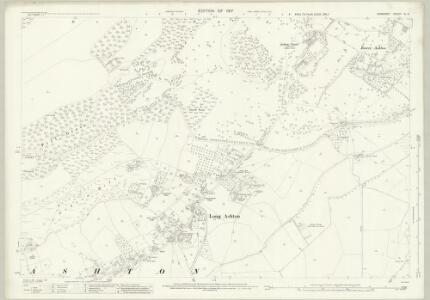 Somerset VI.5 (includes: Bristol; Long Ashton) - 25 Inch Map