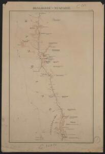 Itinéraire de Kita au Niger et à Kéniéra suivi par la colonne expéditionnaire commandée par le Lt Colonel Borgnis-Desbordes. Dialikrou-Niafadie