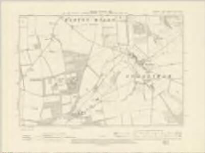 Suffolk XXXII.NW - OS Six-Inch Map