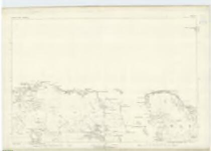 Argyllshire, Sheet CV - OS 6 Inch map
