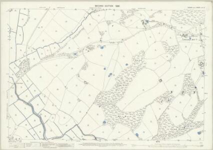 Sussex LVII.9 (includes: Ashburnham; Hooe; Ninfield) - 25 Inch Map