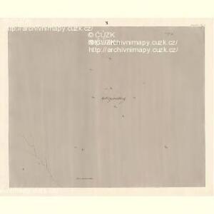 Klein Mohrau - m1688-1-008 - Kaiserpflichtexemplar der Landkarten des stabilen Katasters