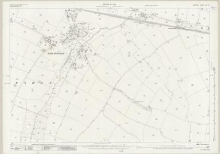 Norfolk LIX.16 (includes: Holme Hale; North Pickenham; Sporle With Palgrave; Swaffham) - 25 Inch Map