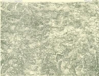 III. vojenské mapování 4352/3