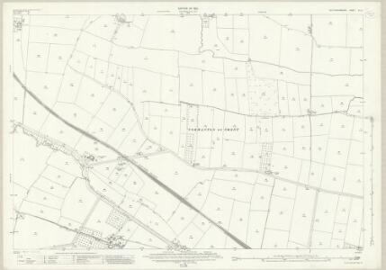 Nottinghamshire XX.10 (includes: Egmanton; Marnham; Normanton On Trent; Tuxford; Weston) - 25 Inch Map