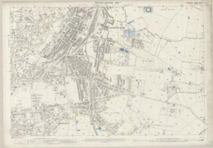 Cheshire XVIII.6 (includes: Altrincham; Bowdon; Hale) - 25 Inch Map