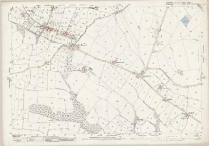 Yorkshire CCXCIX.1 (includes: Beighton; Eckington; Sheffield) - 25 Inch Map