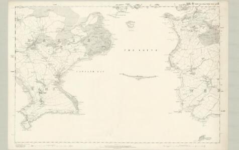 Cornwall LV - OS Six-Inch Map