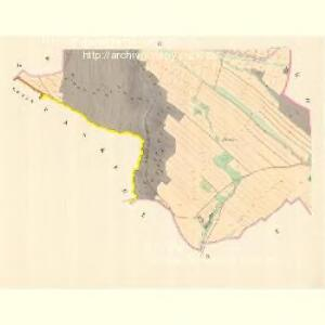 Allerheiligen (Wschihorzy) - m3520-1-002 - Kaiserpflichtexemplar der Landkarten des stabilen Katasters