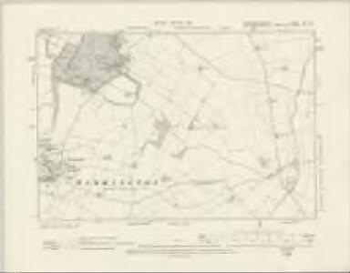 Northamptonshire XIII.SE - OS Six-Inch Map