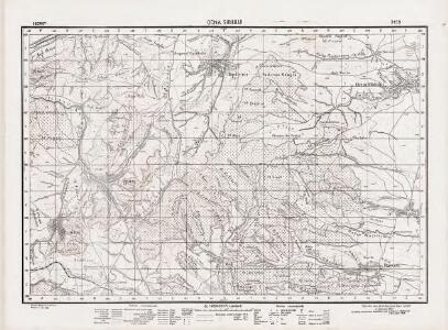 Lambert-Cholesky sheet 3159 (Ocna Sibiului)