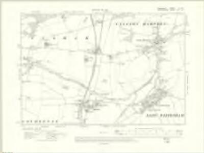 Berkshire X.SE - OS Six-Inch Map