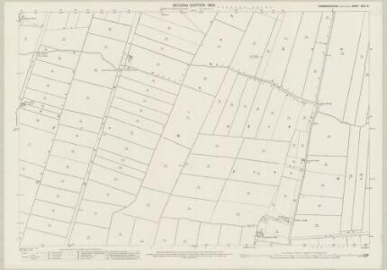 Cambridgeshire XXIX.15 (includes: Haddenham; Wilburton) - 25 Inch Map