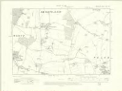 Berkshire XXVI.NE - OS Six-Inch Map