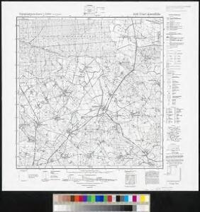 Meßtischblatt 11101 : Grumbkowsfelde, 1940
