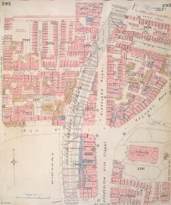 Insurance Plan of London Vol. XI: sheet 293