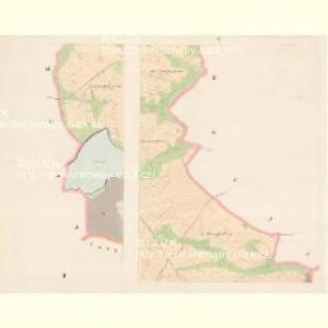 Stüttna - c7799-1-002 - Kaiserpflichtexemplar der Landkarten des stabilen Katasters
