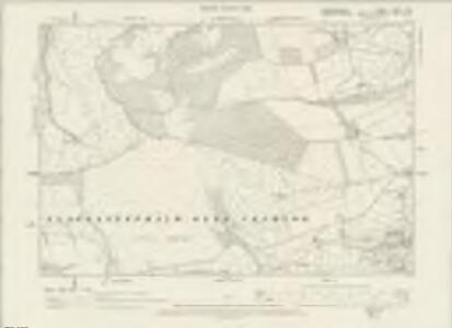 Denbighshire XXXIX.NW - OS Six-Inch Map