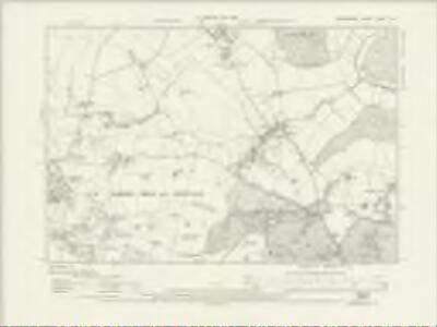 Oxfordshire XXXIV.SW - OS Six-Inch Map