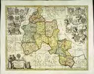 Oxonium comitatus vulgo Oxford Shire