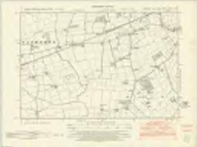 Yorkshire CCVIII.SW - OS Six-Inch Map