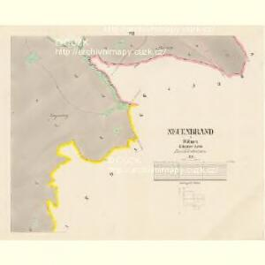 Neuenbrand - c5323-2-005 - Kaiserpflichtexemplar der Landkarten des stabilen Katasters