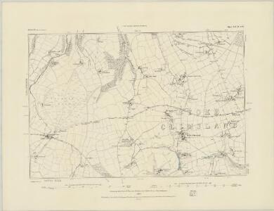 Cornwall XXII.NE - OS Six-Inch Map