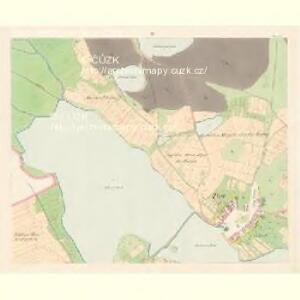 Zliw - c9281-1-005 - Kaiserpflichtexemplar der Landkarten des stabilen Katasters