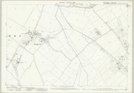Bedfordshire XXXI.7 (includes: Edlesborough; Ivinghoe; Slapton) - 25 Inch Map
