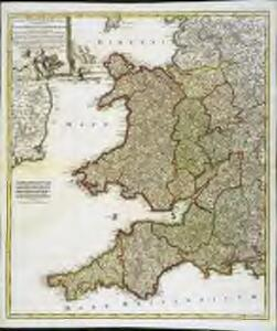 Occidentalior regni Angliæ districtus