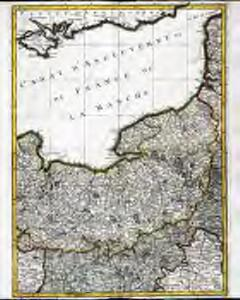 Carte de France, 2