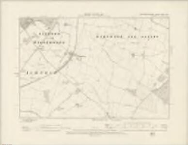 Northamptonshire XXVII.NW - OS Six-Inch Map