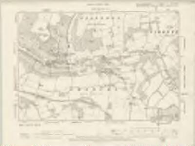 Buckinghamshire XLIII.NE - OS Six-Inch Map