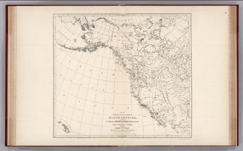 Facsimile:  Greenhow's Map of Western and Middle North America.