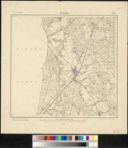 Messtischblatt 2571 : Straelen, 1893