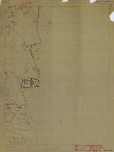 Cyprus 1: 2, 500 (Sheet XXI 55W) 1935