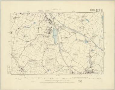 Warwickshire XIX.SE - OS Six-Inch Map