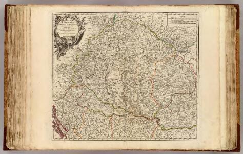 Hongrie, Transilvanie, Sclavonie, Croatie, Valaquie, Bosnie, Bulgarie.